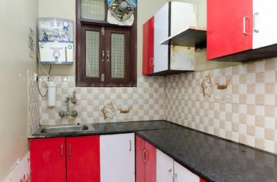 Kitchen Image of Ajay House Delhi in Molarband