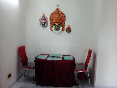 Dining Area Image of Newtown Anandam PG in New Town