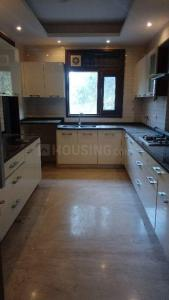 Gallery Cover Image of 2700 Sq.ft 3 BHK Independent Floor for rent in New Friends Colony for 85000