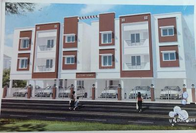 Gallery Cover Image of 860 Sq.ft 2 BHK Apartment for buy in Kolapakkam for 4213140