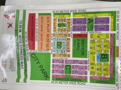 450 Sq.ft Residential Plot for Sale in Sector 108, Noida