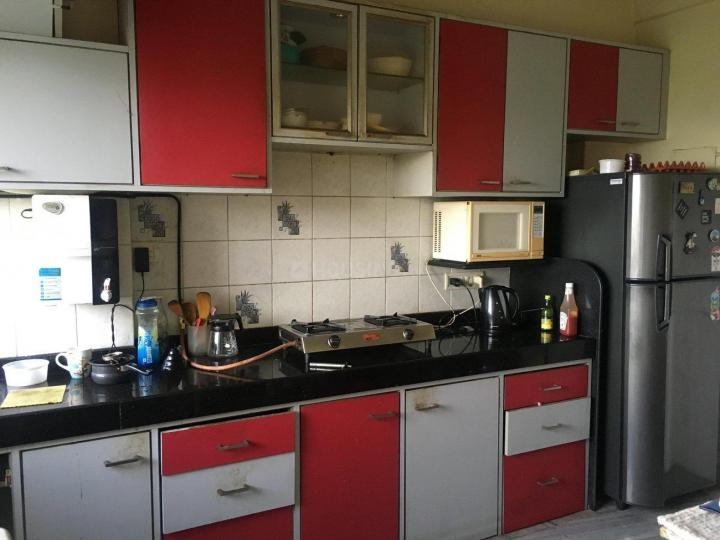 Kitchen Image of 700 Sq.ft 1 BHK Apartment for rent in Andheri West for 45000
