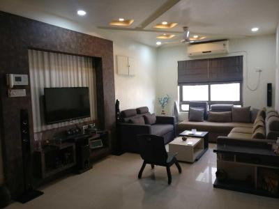 Gallery Cover Image of 1540 Sq.ft 3 BHK Apartment for rent in New Town for 35000