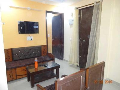 Living Room Image of Vohra PG in Burari