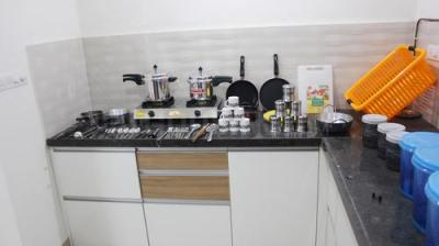 Kitchen Image of 601 Tower 94 Neo Amanora Park Town in Hadapsar