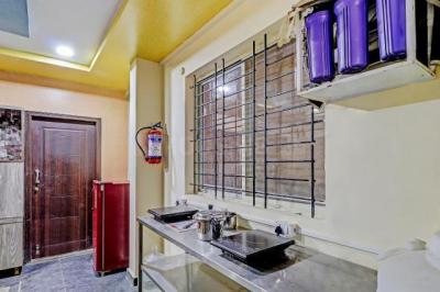 Kitchen Image of Oyo Life Blr1832 Marathahalli in Marathahalli