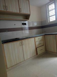 Gallery Cover Image of 1200 Sq.ft 2 BHK Apartment for rent in Murugeshpalya for 25000
