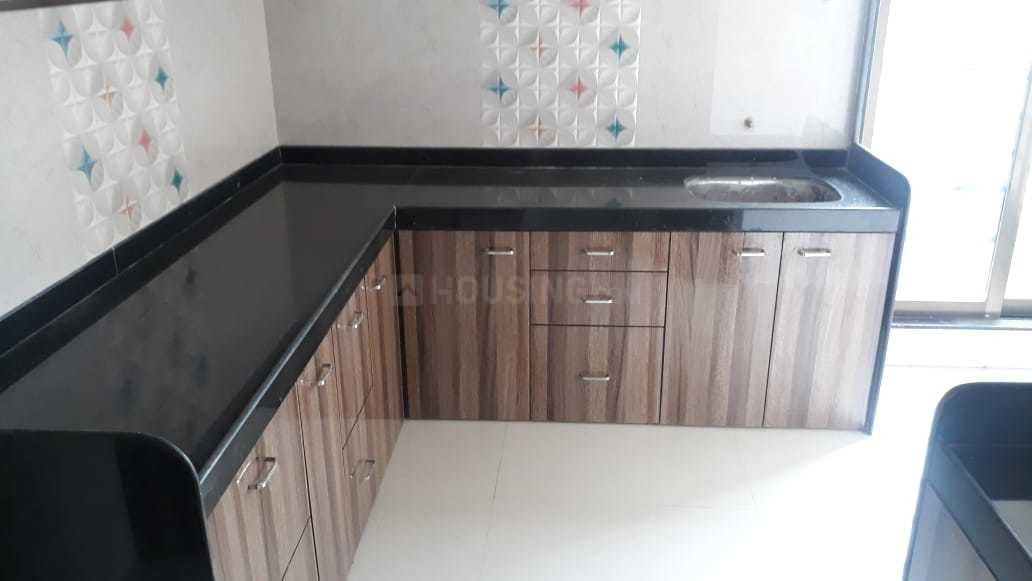 Kitchen Image of 1050 Sq.ft 2 BHK Apartment for rent in Parel for 80000