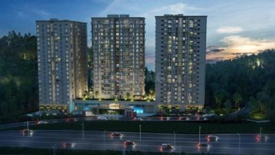 Gallery Cover Image of 2152 Sq.ft 3 BHK Apartment for buy in Sobha Nesara Block 1, Kothrud for 19700000