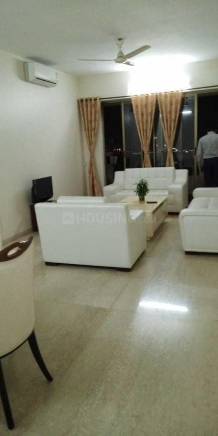 Living Room Image of 1450 Sq.ft 3 BHK Apartment for rent in Powai for 85000