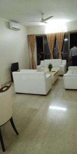 Gallery Cover Image of 1450 Sq.ft 3 BHK Apartment for rent in Powai for 85000