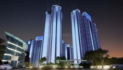 Gallery Cover Image of 850 Sq.ft 2 BHK Apartment for buy in Goel Ganga Legend B2, Bavdhan for 5650000