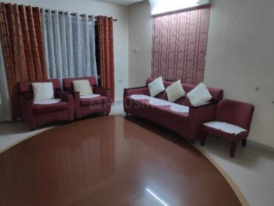Gallery Cover Image of 2100 Sq.ft 3 BHK Apartment for rent in New Kalyani Nagar for 33000