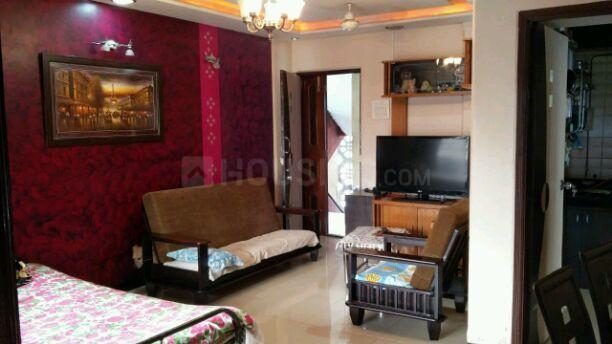 Bedroom Image of 1250 Sq.ft 2 BHK Apartment for rent in Mira Road East for 22000