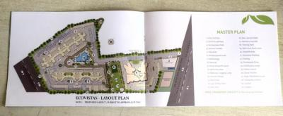 Gallery Cover Image of 695 Sq.ft 1 BHK Apartment for buy in Eco Vista, Shilphata for 5000000
