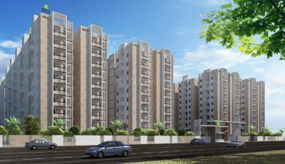 Gallery Cover Image of 1940 Sq.ft 3 BHK Apartment for buy in Ambience Courtyard, Manikonda for 13500000