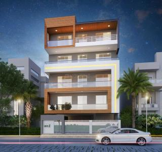 Gallery Cover Image of 1600 Sq.ft 3 BHK Independent Floor for buy in Sector 15 for 16000000