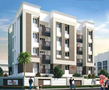 Gallery Cover Image of 1463 Sq.ft 3 BHK Apartment for buy in Anna Nagar West Extension for 18300000