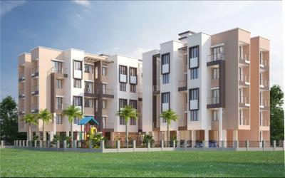 Gallery Cover Image of 625 Sq.ft 1 BHK Apartment for buy in Vichumbe for 3250000