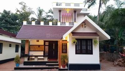 Gallery Cover Image of 625 Sq.ft 1 BHK Independent House for buy in Kannuru for 2625000