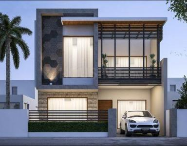 Gallery Cover Image of 1740 Sq.ft 3 BHK Villa for buy in Gomti Nagar for 6500000