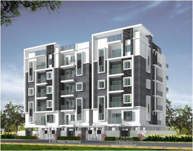 Gallery Cover Image of 1165 Sq.ft 2 BHK Apartment for buy in Hussaini Alam for 4310000
