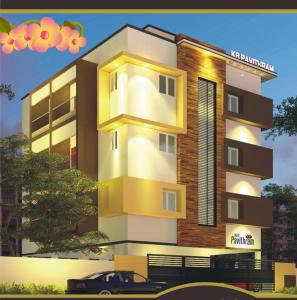 Gallery Cover Image of 890 Sq.ft 2 BHK Apartment for buy in Valasaravakkam for 7120000