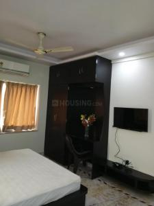 Gallery Cover Image of 5000 Sq.ft 5 BHK Villa for rent in Vedic Sanjeeva Town Bungalows, New Town for 80000