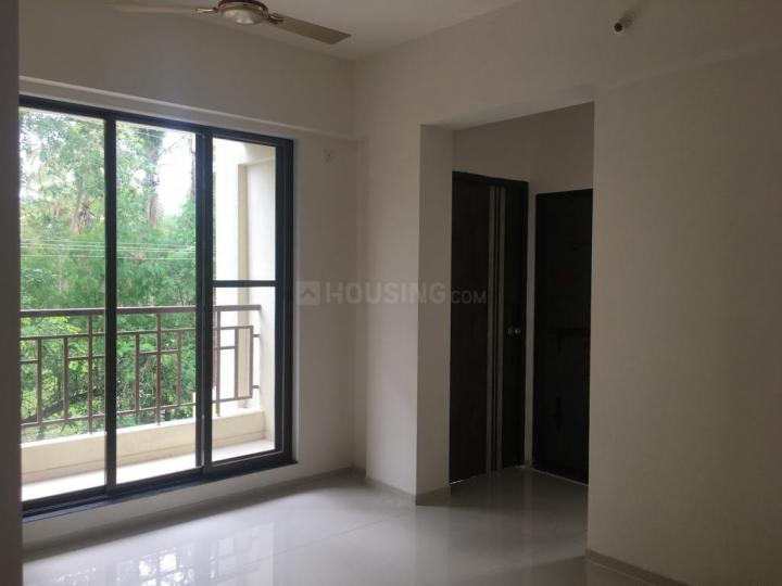 Living Room Image of 1200 Sq.ft 2 BHK Apartment for rent in Kharghar for 25000