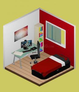 Gallery Cover Image of 1500 Sq.ft 3 BHK Villa for buy in Pragati Vihar for 7000000