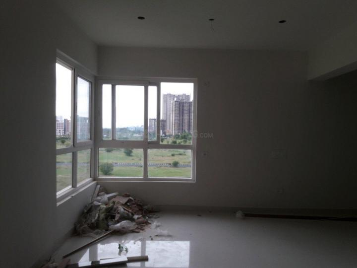 Living Room Image of 1400 Sq.ft 3 BHK Apartment for rent in New Town for 17000