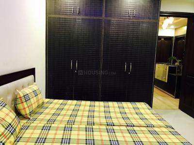 Bedroom Image of Luxury PG For Boys In Sushant Lok 1 Phase 1 C Block Gurgaon in Sushant Lok I