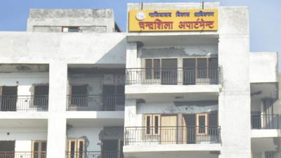 Gallery Cover Image of 1150 Sq.ft 2 BHK Apartment for buy in Nehru Nagar for 7000000