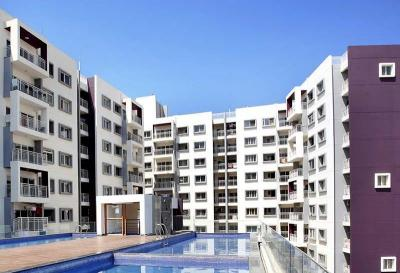 Gallery Cover Image of 1550 Sq.ft 2 BHK Apartment for rent in Kaikondrahalli for 28000