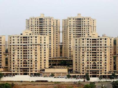Gallery Cover Image of 1150 Sq.ft 3 BHK Apartment for rent in Kalyan West for 24000