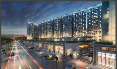 Gallery Cover Image of 1900 Sq.ft 3 BHK Apartment for rent in Airoli for 31000