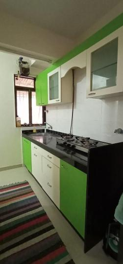 Kitchen Image of 780 Sq.ft 2 BHK Apartment for rent in Borivali West for 26000