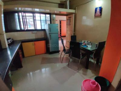 Kitchen Image of Girls PG in Sadashiv Peth
