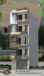Gallery Cover Image of 3000 Sq.ft 9 BHK Villa for buy in Sector 15 Rohini for 36500000