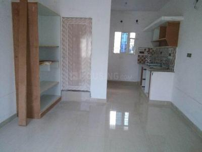 Gallery Cover Image of 450 Sq.ft 1 RK Independent Floor for rent in Hebbal for 6000