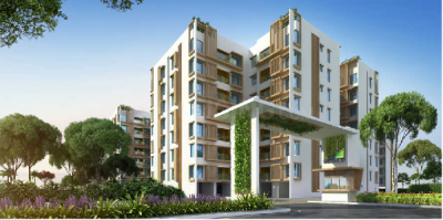 Gallery Cover Image of 1124 Sq.ft 2 BHK Apartment for buy in TVS Peninsula, Manapakkam for 5618876