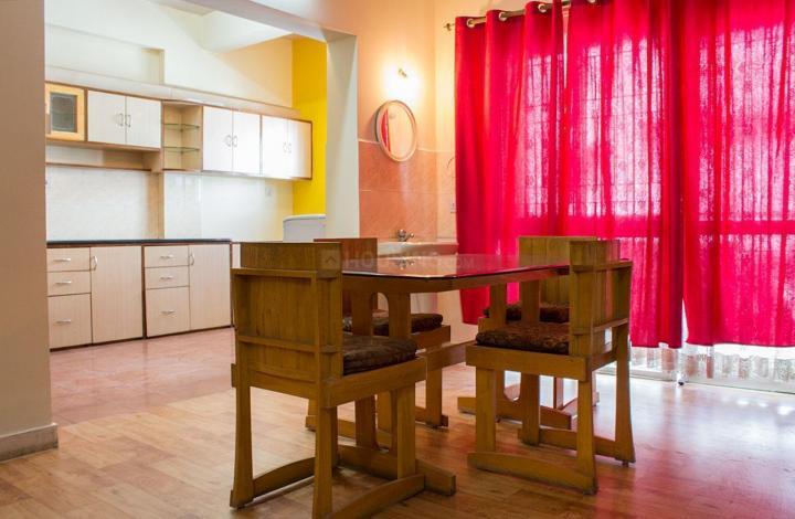 Dining Room Image of PG 4643599 C V Raman Nagar in C V Raman Nagar