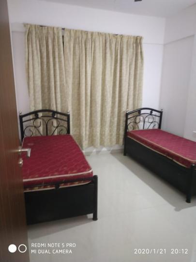 Bedroom Image of Deepak PG in Andheri East