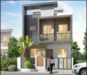 Gallery Cover Image of 905 Sq.ft 3 BHK Independent House for buy in Laxmi Shri Krishna Vatika, Shankar Nagar for 3250000