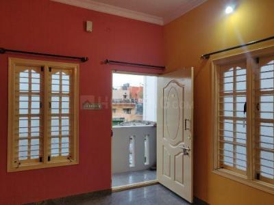 Gallery Cover Image of 450 Sq.ft 1 BHK Independent Floor for rent in Ejipura for 11500