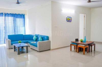 Gallery Cover Image of 2048 Sq.ft 3 BHK Apartment for rent in TVH Ouranya Bay, Padur for 30000