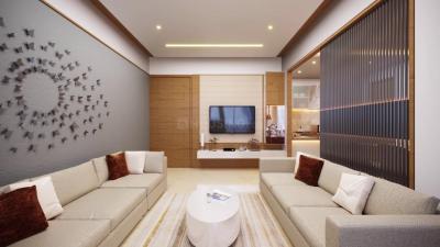 Gallery Cover Image of 1185 Sq.ft 2 BHK Apartment for buy in Shri Parshva Spg Evans, Bopal for 4800000