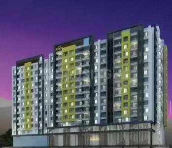 Gallery Cover Image of 636 Sq.ft 1 BHK Apartment for buy in Kshitij Residency, Kothrud for 6800000