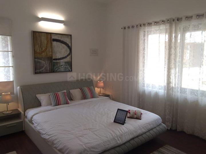 Bedroom Image of 1256 Sq.ft 3 BHK Villa for buy in Whitefield for 5620000