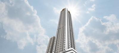 Gallery Cover Image of 576 Sq.ft 1 BHK Apartment for buy in Elegance, Goregaon East for 9300000
